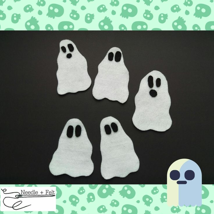 5 White Ghosts is a lovely poetic song written by Needle + Felt that encourages counting. It's Halloween Themed.