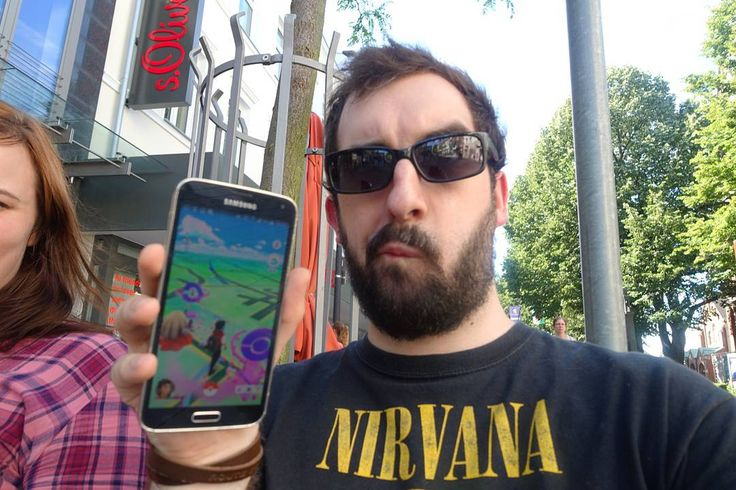 I caught 66 Pokémon today! Went from Lvl 6 to Lvl 9 and spent 2x 30 minutes at Pokèstops with lure modules.  My friend Nina and I had much fun it was the first sunny day after a couple of rainy and cloudy days.  Hope you've had a good Sunday too! :D  #vlogdave #youtuber #youtube #pokemongo #pokemon #friends #freunde #freundschaft #friendship #selfie #beard #bearded #instagood #instadaily #neverstopexploring #exploring #germany #deutschland #lifeingermany #spaziergang #goodday #sunny #outside
