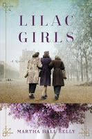 The Literate Quilter: Not Just Another War Novel: Lilac Girls by Martha ...