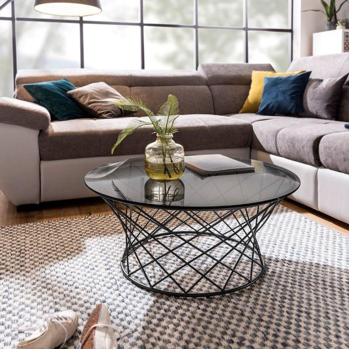 Couchtisch Noa Grau Online Kaufen Bei Segmuller In 2020 Wohnzimmertische Glastisch Wohnzimmer Couchtisch