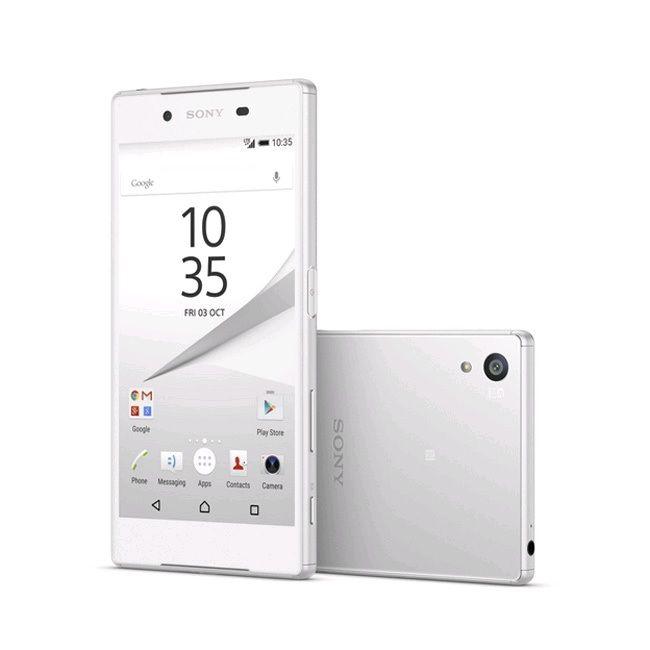 Sony Xperia Z5 E6633 Dual Sim (2nd SIM only 2G)* 4G 32GB White