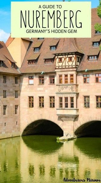 Nuremberg is home to a medieval Old Town and 1000 year-old castle, to the…