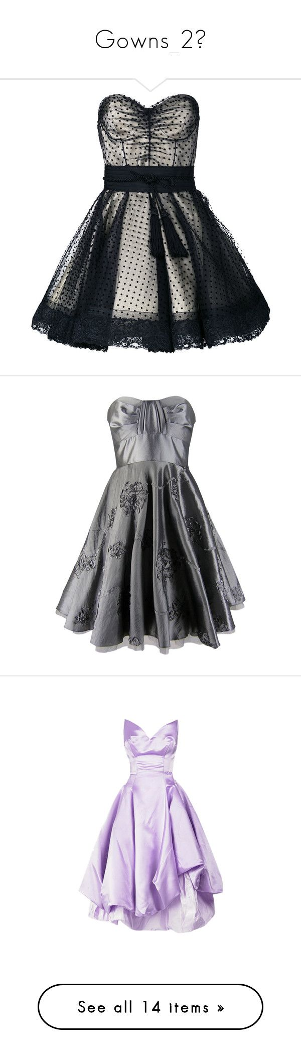 """""""Gowns_2♥"""" by krgood7 ❤ liked on Polyvore featuring dresses, black, short lace dress, lace dress, flared skirt, waist belt, short skater skirt, short dresses, evening cocktail dresses and short party dresses"""