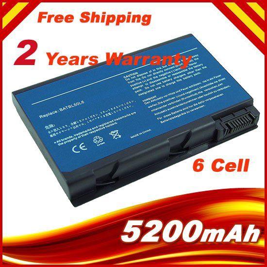 Аккумулятор для ноутбука ACER aspire 5110 5515 9110 9120 5630 3100 3690 5100 5610 5680 ноутбук BATBL50L6 аккумулятор