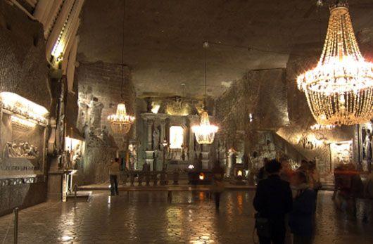 Saltgruvene Krakow