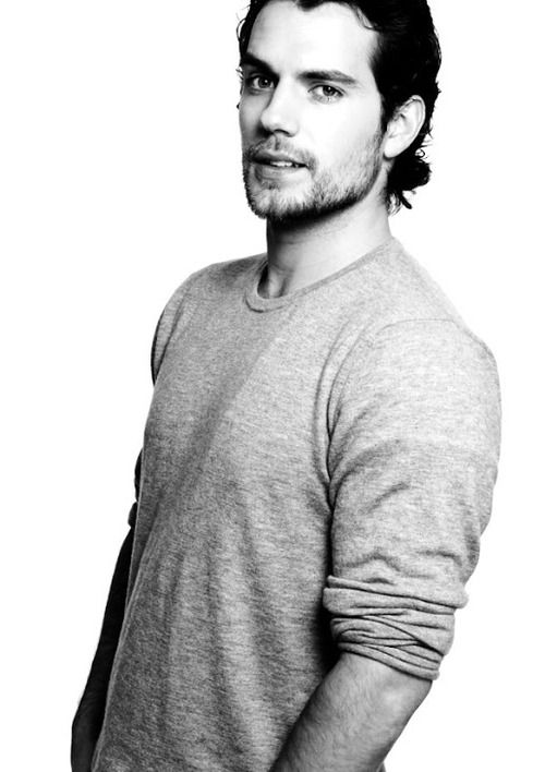 Henry Cavill / Black and White Photography