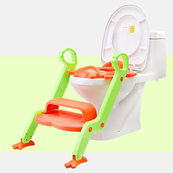 Child Toilet Seat with Steps