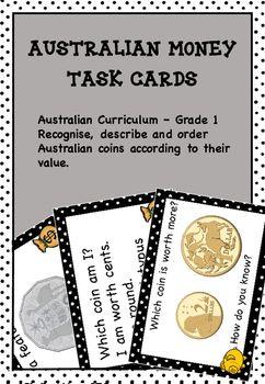 1000 ideas about australian money on pinterest money activities australian curriculum and. Black Bedroom Furniture Sets. Home Design Ideas