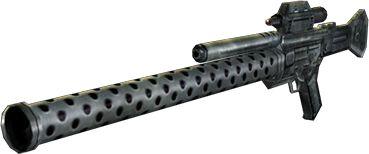 E-17d sniper rifle