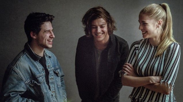 London Grammar,UK tour commencing this October in Leeds.WithGuitars