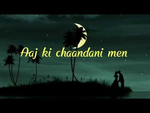 Whatsapp status || Romantic Song || ye raatein ye mausam nadi ka kinara song – YouTube