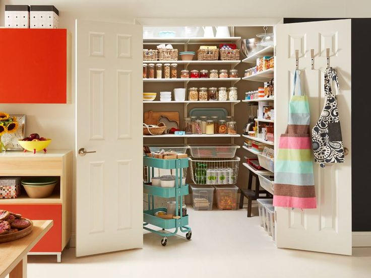Ikea organized pantry the ocd in me pinterest orden for Orden en casa ikea