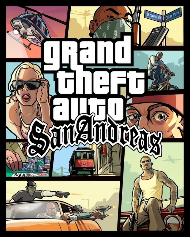 GTA San Andreas More