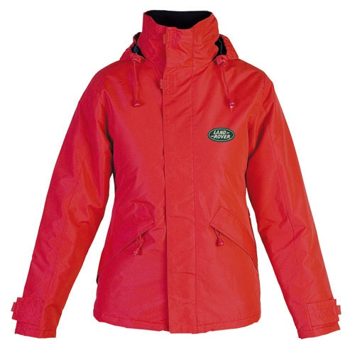 AWESOME Land Rover Womens Parka at an AWESOME price!  http://www.awesome4x4stuff.com/land-rover-parka-in-red-for-women-227-p.asp
