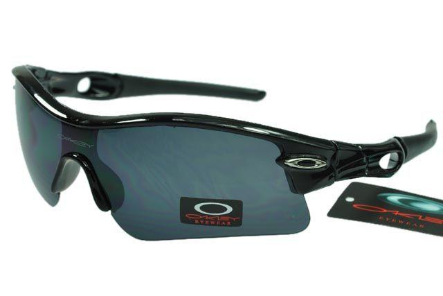 Oakley Radar Sunglasses Black Frame Black Lens 1026