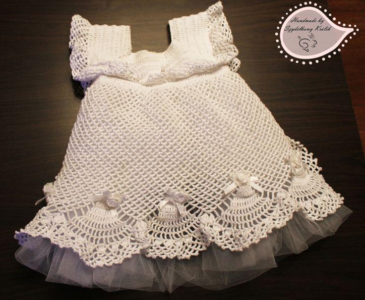 Sukienieczka do chrztu