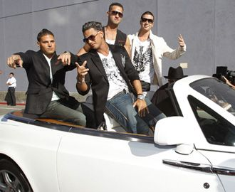 'Jersey Shore': 4 Articles on the Cultural Significance of Snooki and Co. | The Atlantic