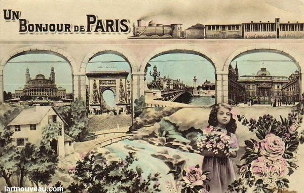 vintage paris - Google Search