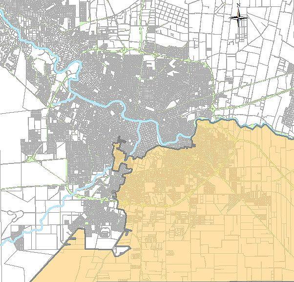 Toda la zona sur de Córdoba está sin agua por el desborde en Taym | Noticias al instante desde LAVOZ.com.ar | La Voz