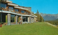 The Juniper Hotel & Bistro, Banff Canada
