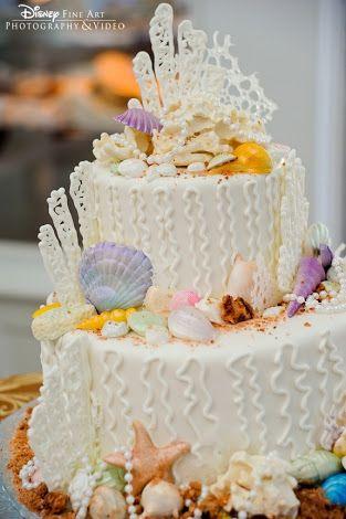 ウェディング ケーキ マーメイド - Google 検索
