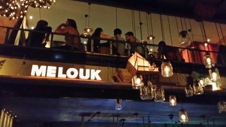 Λουκουμάδες και cocktails…Melouk με άρωμα Ελλάδας! Ένα all day loukouma cocktail bar που μετατρέπεται σε σημείο αναφοράς της περιοχής! Ένας προσεγμένος χώρος με βιομηχανική αισθητική, όπου οι κλασσικές γλυκές γεύσεις του λουκουμά, συμπληρώνονται με νέες αλμυρές και γλυκές και συνδυάζονται με house cocktails για όλες τις ώρες της ημέρας και της νύχτας! Oι έλληνες τον αγαπάμε και οι τουρίστες απολαμβάνουν σε κάθε ευκαιρία.