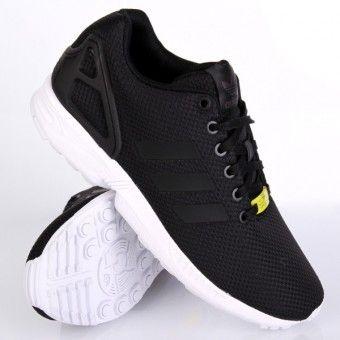 Adidas Flux Damen Schwarz Weiß