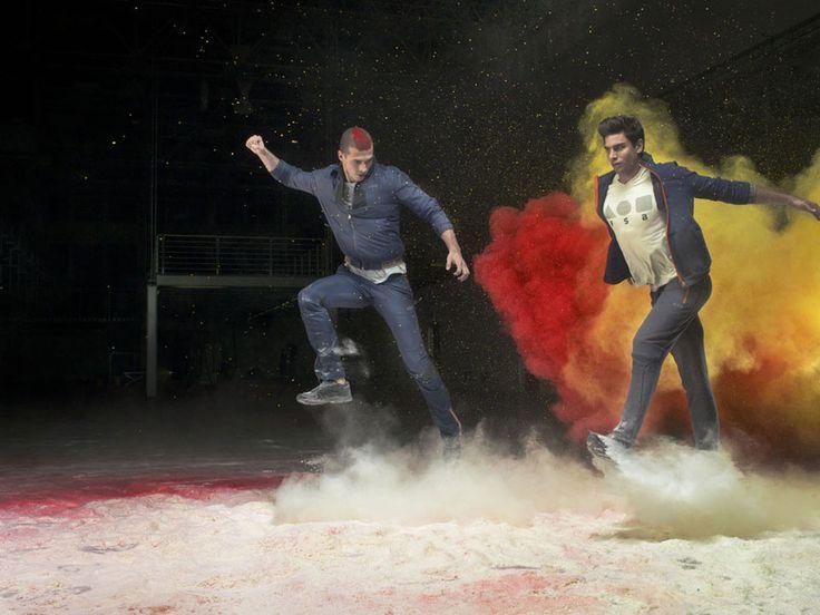 Freddy FW2013 The Art of Movement Man Collection - FSB - Photographer: Lorenzo Vitturi; Location: Spazio Ansaldo.