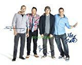 #9: Impractical Jokers cast 1114 reprint signed autographed poster photo Sal Murr Joe Q TruTv