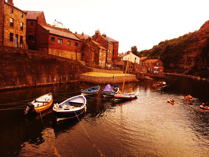 staithes 20th august 2013
