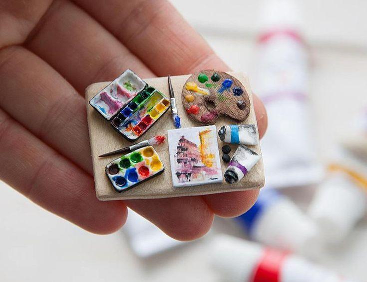 Маленькие вещи для кукол картинки