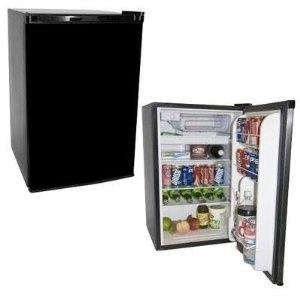 haier hnse045vs refrigerator freezer cabinet vcm door 4.5 feet cubic black