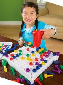 Start your child's STEM education early with awesome building toys. A Mighty Girl has put together a great list.