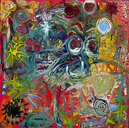 paintings - Marla Olmstead