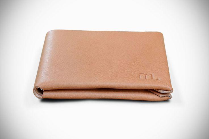 Leather Slimfold Wallet - LAGRIMAS by VIDA VIDA Q9rwMw7IkJ