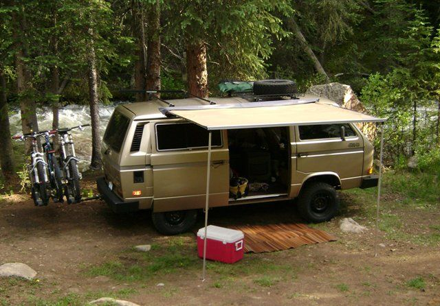 Arb Awning Auto Vw Camper Truck Toppers и Vw Bus