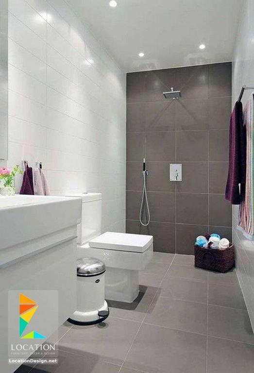 حمامات صغيرة ديكورات حمامات