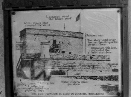http://www.drbronsontours.com/bronsonfortmatanzas.html - Fort Matanzas