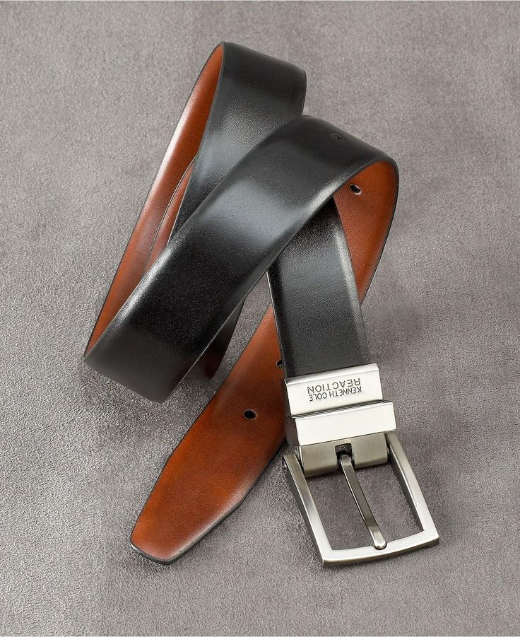 30. Cole Reaction Reversible Dress Belt Mens