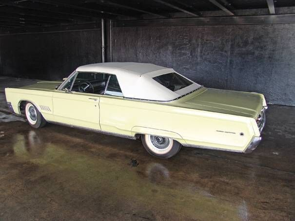 1968 chrysler 300 convertible chrysler pinterest
