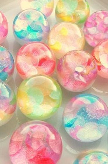 Opalescent Marbles