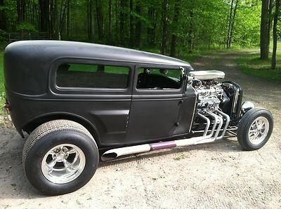 Ford : Model A Rat rod 1930 ford model A. Street R - http://www.legendaryfinds.com/ford-model-a-rat-rod-1930-ford-model-a-street-r/