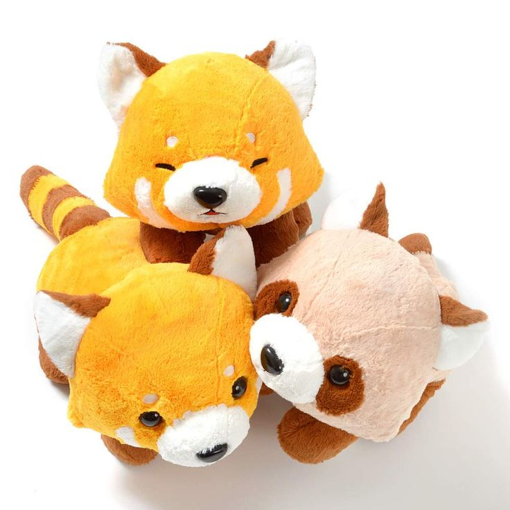 picture of Yochi-yochi Lesser Panda-chan Red Panda Plush Collection (Big) 2