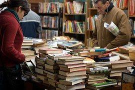 Книг, Книжный Магазин, Библиотеки