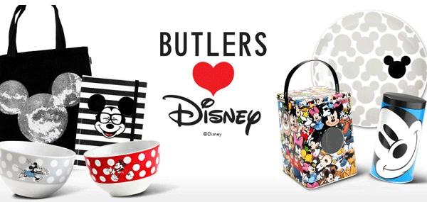 A Disney mesehősei várják a BUTLERS-nél! - Butlers Hírlevél 45. szám