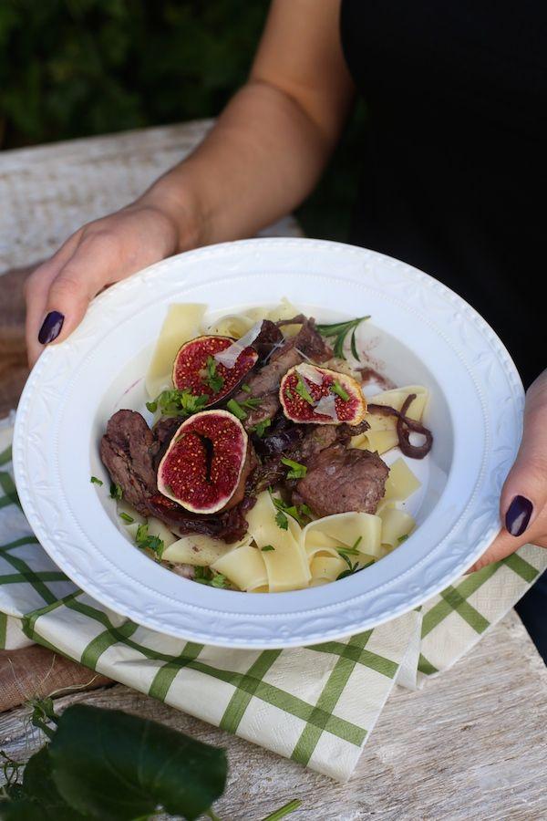 Polędwiczki wieprzowe z figami i rozmarynem