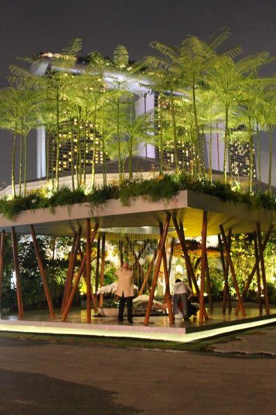 Wilson McWilliam Singapore Garden Festival