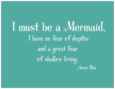 beach grass — I must be a Mermaid Postcard