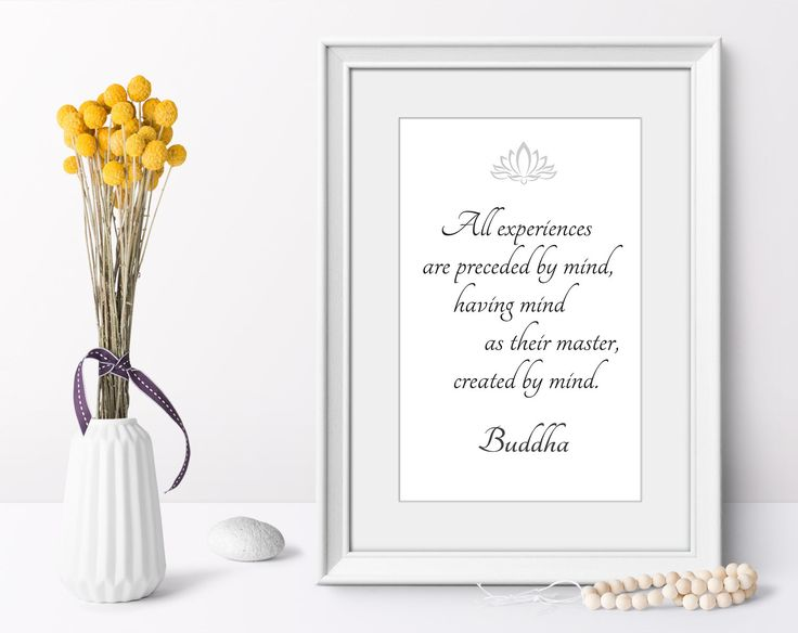 SVG cutting file Buddha quotes motivation quote personal and limited commercial use dxf, eps, jpg, png, svg vector editable, printable files