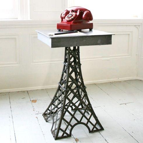 エッフェル塔なテーブル【Eiffel Tower Table